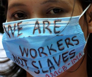We are workers not slaves - lebanon