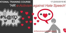 HRe-activism Against Hate Speech – International Training Course
