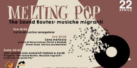 Melting Pop. The Sound Routes: musiche migranti