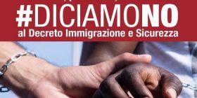 #DiciamoNo al (disumano) decreto Salvini: Baobab invoca la resistenza