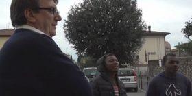 Sui fatti di razzismo a Pistoia