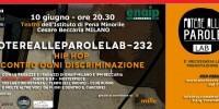 Hip Hop contro ogni discriminazione