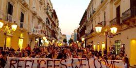 No hotspot, né qui né altrove – Confronto con stampa e attivisti