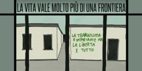 """Domani un presidio a Roma della rete """"RomAccoglie"""": la Vita Vale Molto Di Più Di Una Frontiera!"""