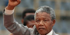 Nelson Mandela, discorso di insediamento, Pretoria, 10 maggio 1994