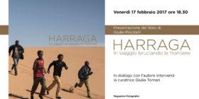 Harraga – presentazione del libro di Giulio Piscitelli