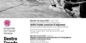 Dentro l'esodo, conoscere i migranti Venezia