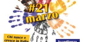 Manifestazione contro Discriminazioni e Razzismo #21marzo