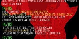 Settimana tematica Africa e presentazione della nuova libreria BAM