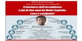 Online il podcast di 'Il business dell'accoglienza a più di 2 anni da Mafia Capitale'
