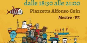 Mestre, 3 ottobre: share the journey