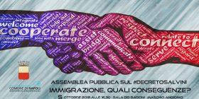 """Assemblea Pubblica sul """"Decreto Salvini"""""""