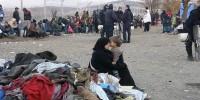 Idomeni: lacrimogeni e violenza anche contro i bambini