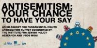 Un sondaggio online sull'antisemitismo