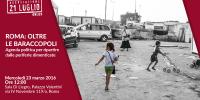 Roma: oltre le baraccopoli