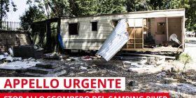 Appello: stop allo sgombero del Camping River