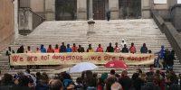 Migranti: a Roma piove sul bagnato, ancora una volta