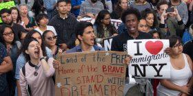 Dreamers, avvio al lavoro o disobbedienza civile? Buone pratiche antirazziste
