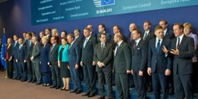 Le risposte securitarie del Consiglio Europeo sull'immigrazione in Europa