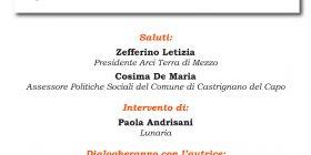 Castrignano del Capo. Presentazione del Quarto libro bianco sul razzismo in Italia