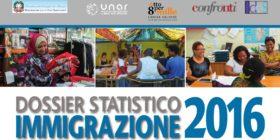 In arrivo il Dossier Statistico Immigrazione 2016