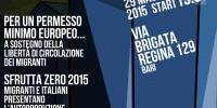 Sfruttazero 2015: il pomodoro solidale a Bari