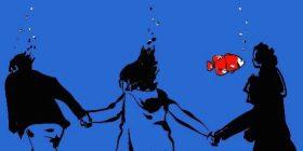 Le vignette di Mauro Biani a Fermo
