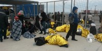 Il numero di rifugiati in arrivo in Grecia è in drammatico aumento