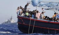 Migrants in the Mediterranean
