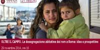 """""""Oltre il campo"""": Convegno internazionale a Roma."""