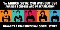 Nessuna frontiera per i diritti di tutt@