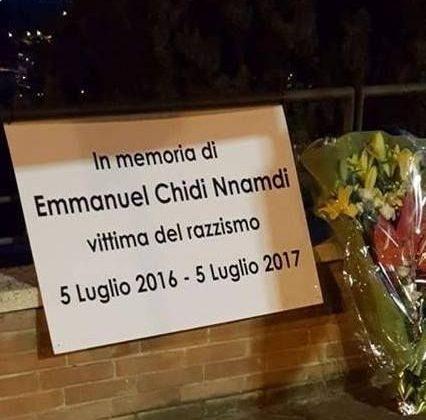 Cassazione: Emmanuel Chibdi Nnamdi vittima di razzismo