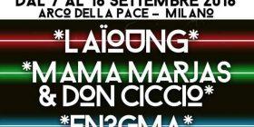10° Abbacup: Festival Antirazzista all'Arco della Pace!