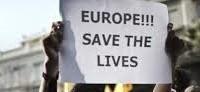 """Rifugiati: appello alla Ue di 13 giornali: """"Situazione catastrofica, necessario agire""""."""