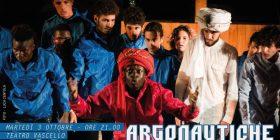 Argonautiche al Teatro Vascello di Roma