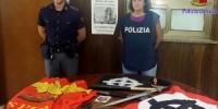 Autista Atac in servizio rapina passeggero: simboli fascisti in casa dell'aggressore