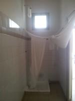 Una delle docce