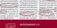 Antiziganismo 2.0: il primo rapporto dell'Osservatorio 21 luglio