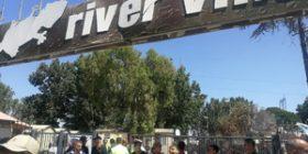 Roma: sgomberato il Camping River