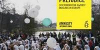 Musulmani in Europa discriminati per la loro professione di fede