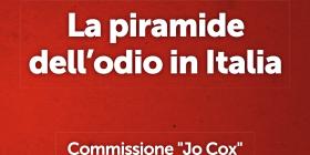 Commissione Cox: l'odio ha uno sviluppo piramidale. Alla base gli stereotipi, da combattere