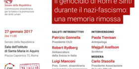 Il genocidio di rom e sinti durante il nazi-fascismo: una memoria rimossa