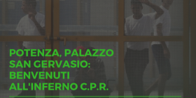 Palazzo San Gervasio: benvenuti all'inferno C.P.R.