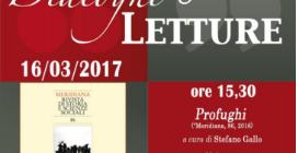 """Il CSER presenta """"Profughi"""" della rivista Meridiana"""
