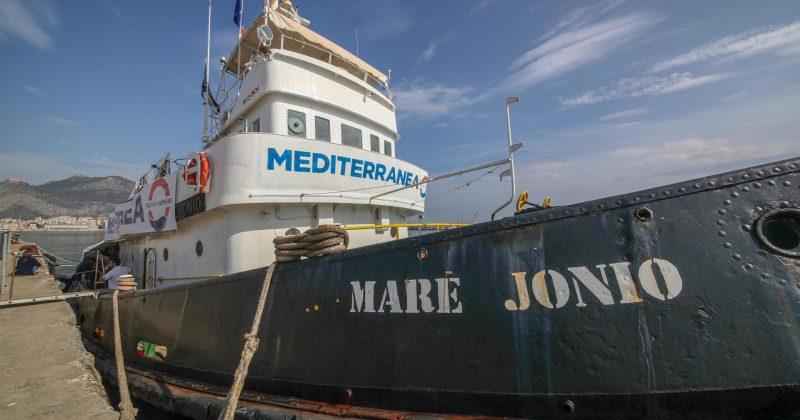 """L'ultima """"direttiva ad navem"""" del Viminale contro la Mare Jonio"""