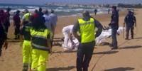 Ancora morti in mare: tredici uomini perdono la vita a pochi metri dalla riva