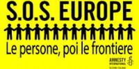Amnesty: le politiche UE in materia di immigrazione mettono a rischio vite e diritti