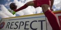 L'UEFA organizza 'Respect Diversity'. Grande Assente: Tavecchio.