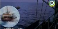 Colpi di mitra dalla nave Aliseo, l'intervento di Asgi