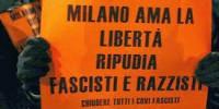 Milano contro i fascisti, ma il prefetto dà loro la piazza